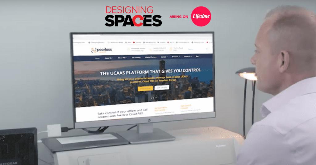 As Seen on Designing Spaces – Peerless Network